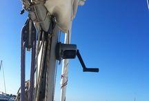 Barca a vela / A/R per il Salento a bordo della Vola Via