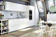 keuken flat
