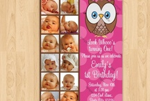 Aubree's 1st Birthday Bash / by Tabitha O'Neill- Moore