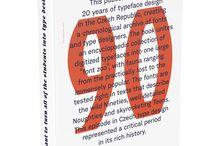 Typo9010 Czech Digitized Typefaces 1990–2010 / Typo 9010 unites an encyclopaedic collection of Czech digitized typefaces 1990–2010.  Concept: Tomas Brousil Editor: Petra Dočekalová Design: Zuzana Lednická Texts: Petr Babák, Filip Blažek, Veronika Burian, Karel Haloun, Ondřej Chorý, Bas Jacob, Pavel Noga, Jan Solpera, Frantisek Storm ISBN: 978-80-906019-5-6 Get a copy at www.typo9010.cz #typo9010