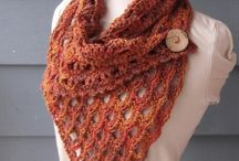 crochet syal