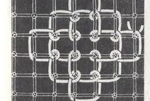 вышивка по филейной сетке