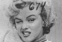 Marylin Monroe ~ / Marylin Monroe / by MTGAlteredMagicCards