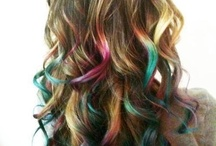hair make up and other pretty things / by Candyce Schoenborn