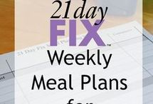 21 day/meal planning