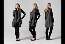 how to make a draped coat