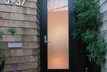 -  make an entrance  - / foyer or entrance inspiration.