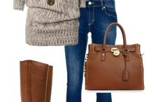 Fall style :) / by Brooke Ratcliff
