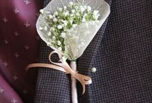 Boutonnière groom