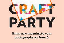 Etsy Craft Party 2014! / Recapture: Bring New Meaning to Old Photographs / by North Texas M.A.D.E.