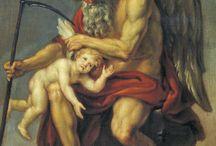 ΚΡΟΝΟΣ...Saturn (mythology) / ΕΛΛΗΝΙΚΗ ΜΥΘΟΛΟΓΙΑ...GREEK MYTHOLOGY...