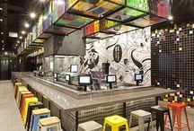 Resto bar cafe