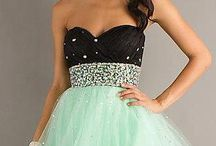 Homecoming/Prom Dresses / by Chris Himelrick-Sautter