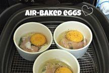 Air/Oil less fryer