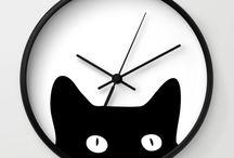 clock ; ]