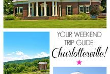 Fun things to Do in Charlottesville / Looking for ideas on what to do during your STAY in Charlottesville?  We have you covered!