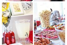 Girl's birthday party ideas / by Heather Harrison