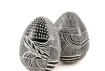 Easter eggs of Africa