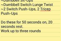 Workout challenges