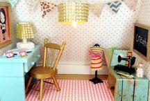 Dollhouse / by Dawn Larimer
