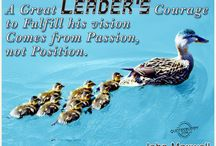 Leadership / leadership is at least as important for success as management