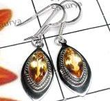Designer Earrings / Handmade and Casting Indian Silver jewelry with Gemstones.By Shaurya International
