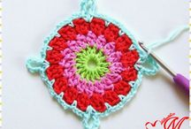 Crochet / knit / yarn