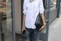 Street Style / by Genevieve Goings