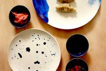 Cups/plates and ceramic DIY