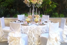 Centerpieces by Butterfly floral design / Wedding centerpieces, reception ideas, floral decor