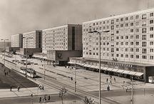 De sfeer van de DDR