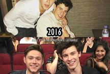 Nialler and Shawn ✨
