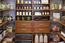 Organized Kitchens / Beautifully organized kitchens and tips to keep you organized and efficient in the kitchen. / by Chaos To Order®