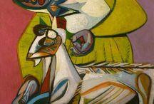 Cubism Fauvism Expressionism etc