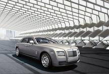 Rolls-Royce-Ghost Extended Wheelbase 2012