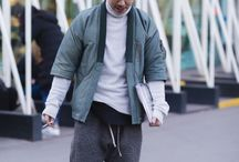 Street look fashion week milano