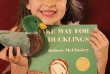 FIAR - Make Way for Ducklings