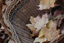 Jesené dekorácie