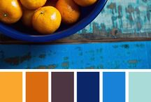 deco color palettes