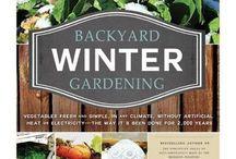 #gardenchat {Winter} / by #gardenchat