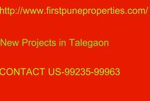 New Projects in Talegaon