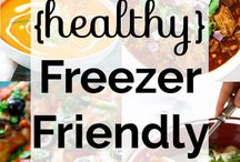 freezer meals/ bulk meals