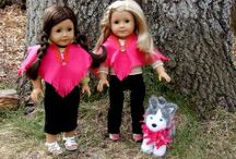 Dolls and Doll Clothes