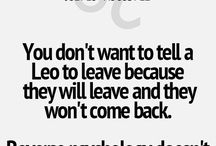 Leo facts