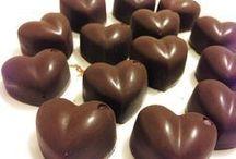 ev yapımı çikolata yapımı