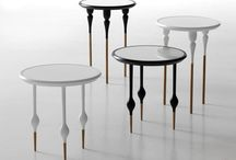 Accent Tables / by Catherine Kiely - CRK Studio