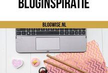 Blog inspiratie / Hier vind je zeer handige artikelen op onze blog met allerlei blog inspiratie voor beginnende en gevorderde bloggers.