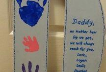 Χειροτεχνίες για τη γιορτή του πατέρα