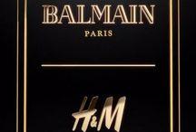 H&M Balmain