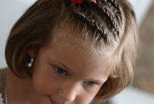 Little princess hair ideas
